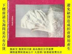 二手書博民逛書店primer罕見on the rheumatic disease