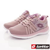 【LOTTO】花漾雙密度跑鞋-LT8AWR6827-藕紫-女段-(現)