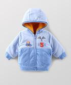 【限時5折】Hallmark Babies 秋冬小汽車雙面穿長袖夾棉外套 HC3-A01-10-BB-NB