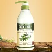 韓國 DEOPROCE 橄欖滋養身體乳液 500ml 保溼乳液 身體乳【PQ 美妝】