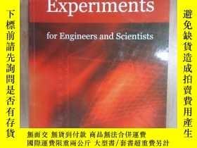 二手書博民逛書店外文書罕見Design of Experiments(共152頁,16開)Y15969