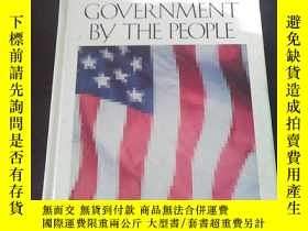 二手書博民逛書店Government罕見by the People: Natio