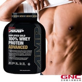【GNC健安喜】運動乳清 AMP 極速飲品-巧克力口味 5磅