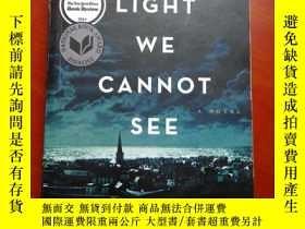 二手書博民逛書店All罕見the Light We Cannot See(看不到的光明 普利策獎獲獎作品 英文版)Y27281
