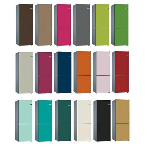 【新品上市】BOSCH 博世 Vario Style 無霜上冷藏下冷凍冰箱(共有18種顏色門片可選) ※熱線07-7428010