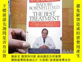 二手書博民逛書店THE罕見BEST TREATMENT ISADORE ROSE