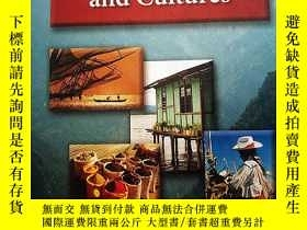 二手書博民逛書店World罕見Geography And Cultures (世