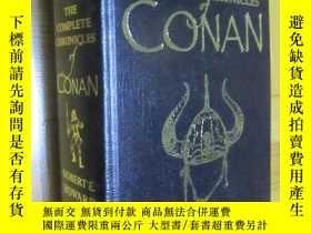二手書博民逛書店The罕見Complete Chronicles Of Conan (Centenary Edition) 16開