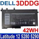 DELL 3DDDG . 電池 Latitude 5280 5290 5480 5490 5491 5495 5288 5480 5488 3520 3530 5580 5590 E5280 E5290 E5288 E5480 E5490 E5580