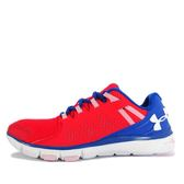 Under Armour UA Micro G Limitless TR [1258736-669] 女 多功能鞋 紅 藍