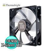 Thermalright 利民 TR X-Silent 120 七片無聲魚雷葉片 風扇