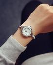 【找到自己】韓國 代購 陶瓷 石英錶 女錶 氣質錶 簡約 素面 陶瓷 兩色