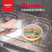 【日本製】AIMEDIA 艾美迪雅 亮晶晶椰果清潔劑 流理臺 綠茶 椰子油 黴菌 油汙 鏽斑