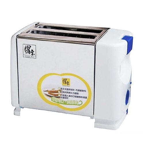 【鍋寶】不鏽鋼烤麵包機 OV-6280