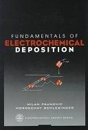 二手書博民逛書店 《Fundamentals of Electrochemical Deposition》 R2Y ISBN:0471168203│Wiley-Interscience