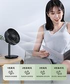 小風扇超靜音辦公室桌上usb充電風扇小便攜式學生宿舍大風力桌面折疊迷你臺式