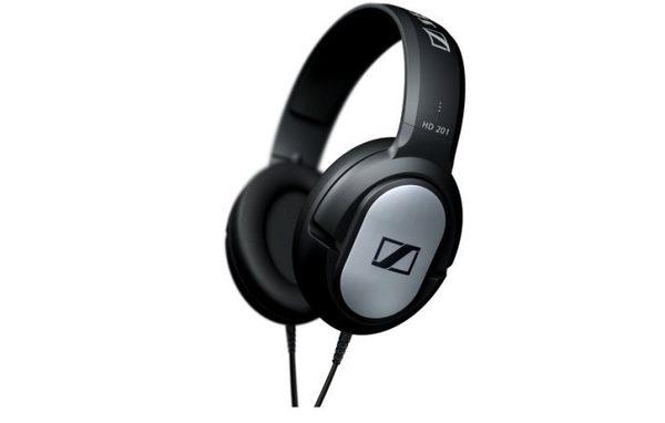 聲海SENNHEISER 全罩式立體聲耳機 HD201 HD-201