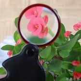 放大鏡VIXEN威信光學折疊放大鏡3.5倍20便攜式高清老人閱讀小巧10玻璃  芊墨左岸