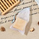 【兩入組】香皂發泡網+天然荷木肥皂架