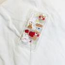 蘋果iphone11pro手機殼xr/xsmax/7/8plus可愛ins卡通小兔小熊