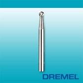 DREMEL 9905 1/8吋 3.2mm 球型碳化鎢滾磨刀