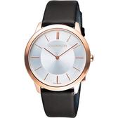 CK Calvin Klein Minimal 俐落時尚腕錶 K3M216G6