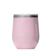 CORKCICLE 酷仕客三層真空啜飲杯340ml(八色可選)玫瑰石英粉