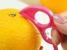 老鼠造型巧妙開橙器 剝橙器剝皮器柳丁橘子輕鬆剝 顏色隨機出貨【AG470】《約翰家庭百貨