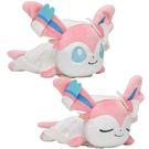 【仙子伊布趴趴娃娃】寶可夢 仙子伊布 趴睡娃娃 玩偶 滑鼠護手枕 日本正品 該該貝比日本精品 ☆