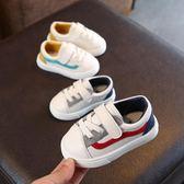 嬰兒鞋 女寶寶鞋子秋季男童單鞋嬰兒軟底學步鞋1-3歲透氣防滑小白鞋