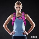負重背心跑步裝備男隱形沙袋訓練健身運動馬甲3公斤沙衣 DJ4640 『易購3c館』