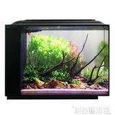 魚缸客廳超白玻璃桌面小型水族箱生態魚缸  DF 科技藝術館