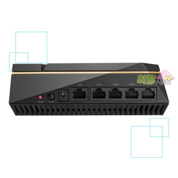 ASUS 華碩 RT-AX92U AX6100 三頻 WiFi 網狀網路 系統 分享器