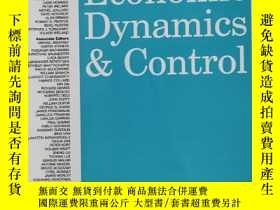 二手書博民逛書店journal罕見of economic dynamics & control 2019年8月 英文版Y424