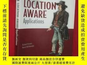 二手書博民逛書店Location-Aware罕見Applications (16