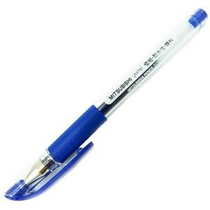 【限量特賣】三菱 0.5 中性筆 UM-151 /支 藍色 (S1)