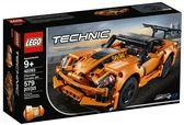 【LEGO樂高】雪佛蘭Corvette ZR1 #42093