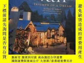 二手書博民逛書店TRIUMPH罕見OF A DREAM[一個夢想的勝利]】英語原