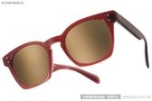 OLIVER PEOPLES 太陽眼鏡 BYREDO 1577W4 (暗紅) BYREDO x Oliver Peoples 限量聯名款 # 金橘眼鏡