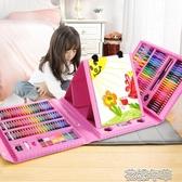 水彩筆套裝安全無毒可水洗兒童畫筆幼兒園彩筆色水溶性顏色筆美術小 快速出貨YJT