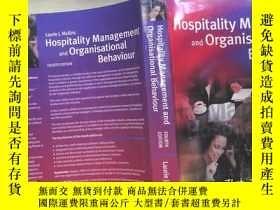 二手書博民逛書店Hospitality罕見ManagementY253683 。