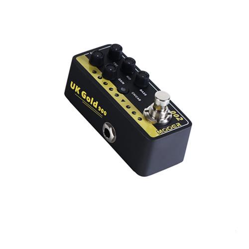 小叮噹的店- MOOER 002 UK Gold 900 迷你音箱前級模擬效果器 (MREG-PRE-002)