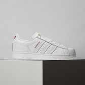Adidas Original V-DAY Superstar 女鞋 白 經典 貝殼 休閒鞋 FX1203