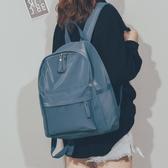 書包女古著感森系簡約百搭ins超火韓版高中大學生雙肩包背包  傑克傑克館