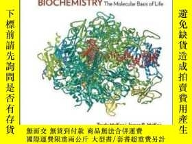 二手書博民逛書店Biochemistry:罕見The Molecular Basis Of Life Updated Fifth