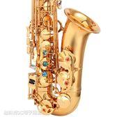 薩克斯 美音天使 降E調中音薩克斯樂器風管成人初學者專業演奏考級款 維科特3C
