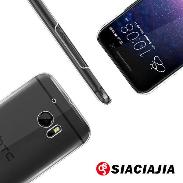 水漾-HTC 10 100%透明手機殼