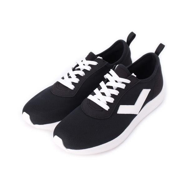 PONY FLEFI 休閒跑鞋 黑白 91M1FF41BK 男鞋 鞋全家福