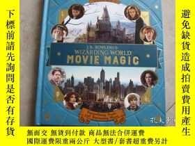 二手書博民逛書店J.K.罕見Rowling s Wizarding World: