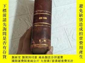 二手書博民逛書店ANUARIO罕見DEL MAESTRO PARA 1936 (